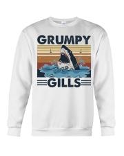 Grumpy Gills Crewneck Sweatshirt thumbnail