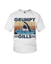 Grumpy Gills Youth T-Shirt thumbnail