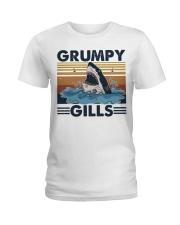 Grumpy Gills Ladies T-Shirt thumbnail