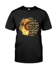 Im Not A Widow Im A Wife Classic T-Shirt thumbnail