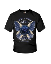 Im A Wife To A Husband Youth T-Shirt thumbnail