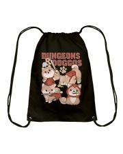 Dungeons Doggos Drawstring Bag thumbnail