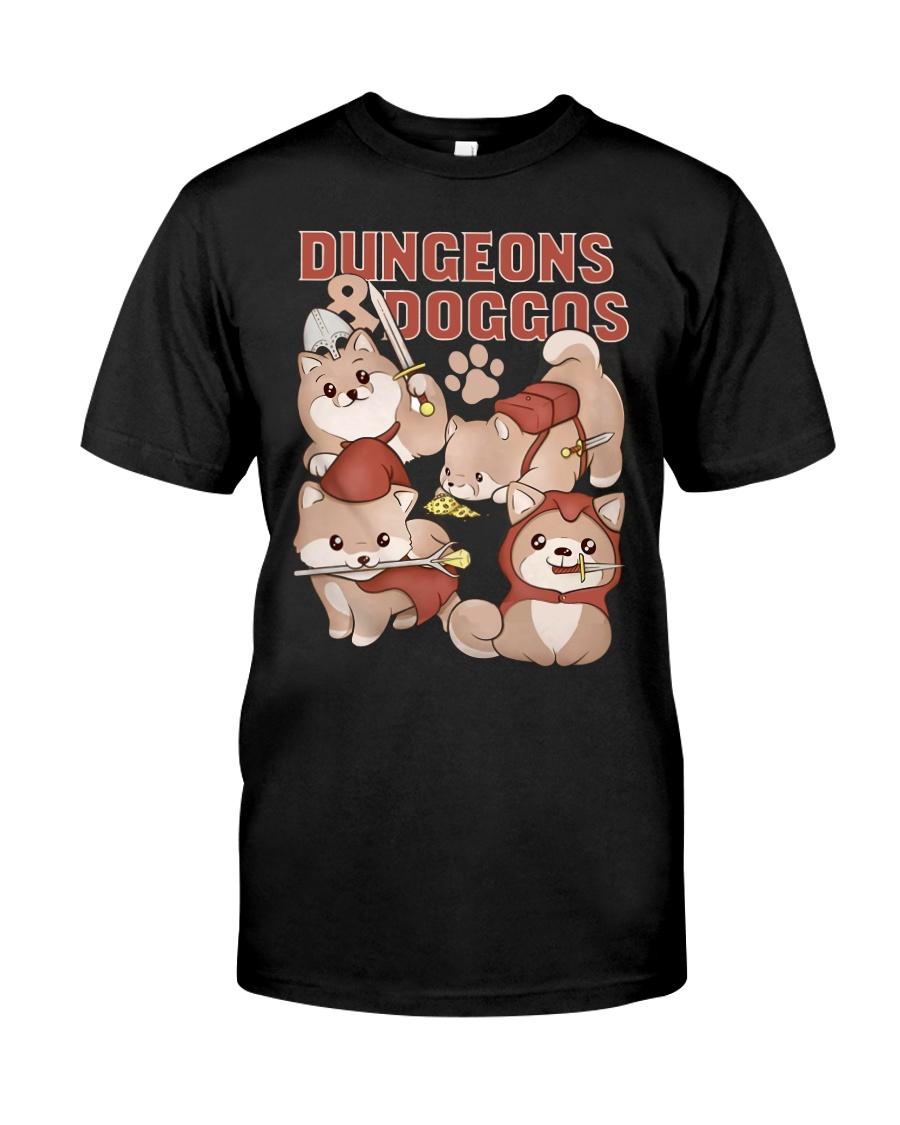 Dungeons Doggos Classic T-Shirt