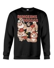Dungeons Doggos Crewneck Sweatshirt thumbnail
