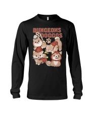Dungeons Doggos Long Sleeve Tee thumbnail