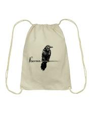 Nevermore Drawstring Bag thumbnail