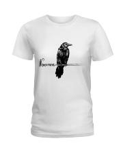 Nevermore Ladies T-Shirt thumbnail