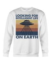 Look For Intelligent Life Crewneck Sweatshirt thumbnail