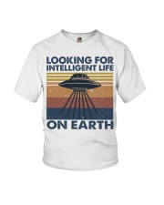 Look For Intelligent Life Youth T-Shirt thumbnail