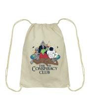 The Conspiracy Club Drawstring Bag thumbnail