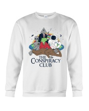 The Conspiracy Club Crewneck Sweatshirt thumbnail