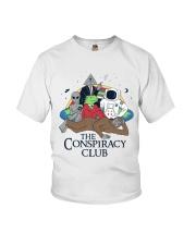 The Conspiracy Club Youth T-Shirt thumbnail