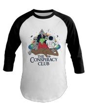 The Conspiracy Club Baseball Tee thumbnail
