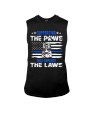Supporting The Paws Sleeveless Tee thumbnail