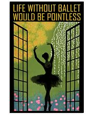 Life Without Ballet 11x17 Poster front