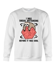Before It Was Cool Crewneck Sweatshirt thumbnail