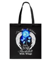 Im Not A Widow Tote Bag thumbnail
