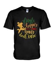 Dingle Hopper V-Neck T-Shirt thumbnail
