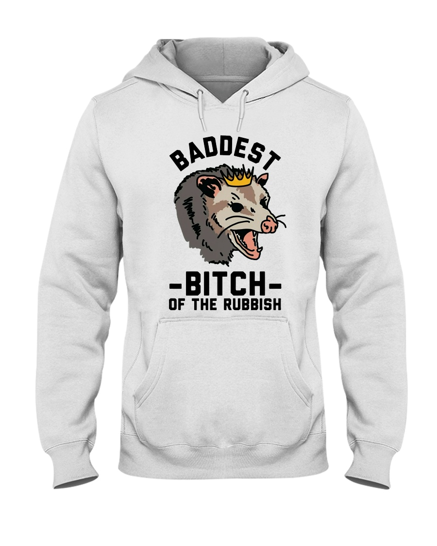 Baddest Of The Rubbish Hooded Sweatshirt