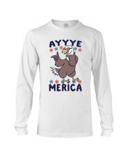 Yayyye Merica Long Sleeve Tee thumbnail