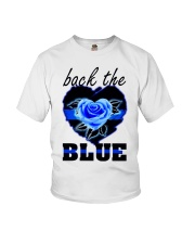 Back The Blue Youth T-Shirt thumbnail