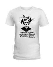 I Became Insane Ladies T-Shirt thumbnail