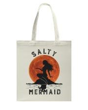 Salty Mermaid Tote Bag thumbnail