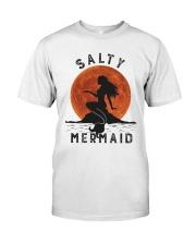 Salty Mermaid Classic T-Shirt tile