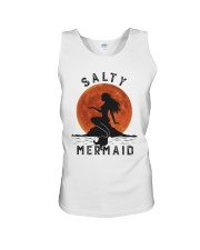 Salty Mermaid Unisex Tank thumbnail