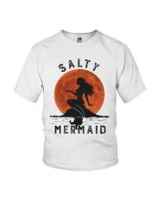 Salty Mermaid Youth T-Shirt thumbnail