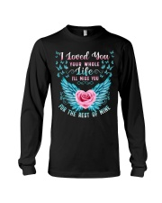 I Loved You Your Whole Long Sleeve Tee tile