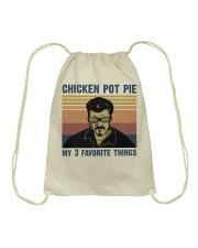 Chicken Pot Pie Drawstring Bag thumbnail