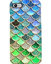 Mermaid Phone Phone Case i-phone-7-case