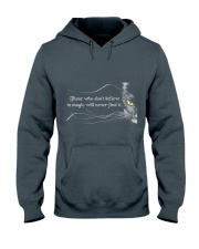 Those Who Do Not Believe Hooded Sweatshirt thumbnail