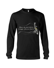 Those Who Do Not Believe Long Sleeve Tee thumbnail