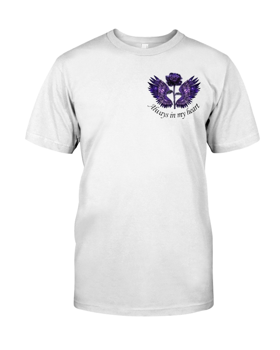 I Used TO Be His Angel Classic T-Shirt