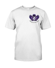I Used TO Be His Angel Classic T-Shirt front