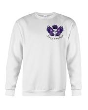 I Used TO Be His Angel Crewneck Sweatshirt thumbnail