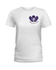 I Used TO Be His Angel Ladies T-Shirt thumbnail