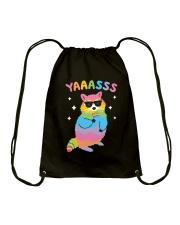 Yaasss Drawstring Bag thumbnail
