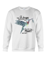 Your Wings Were Ready Crewneck Sweatshirt tile
