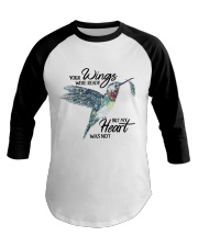Your Wings Were Ready Baseball Tee tile