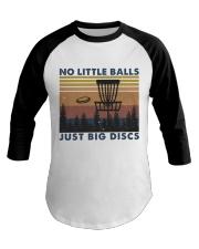 No Little Balls Baseball Tee thumbnail