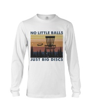 No Little Balls Long Sleeve Tee thumbnail