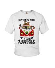 I Don Know Where Youth T-Shirt thumbnail