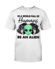 In A World Full Of Humans Classic T-Shirt thumbnail