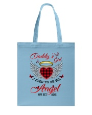 I Used To Be His Angel Tote Bag thumbnail