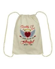I Used To Be His Angel Drawstring Bag thumbnail