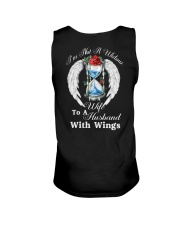 Husband With Wings Unisex Tank thumbnail