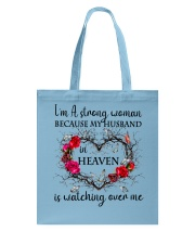 Im A Strong Woman Tote Bag tile